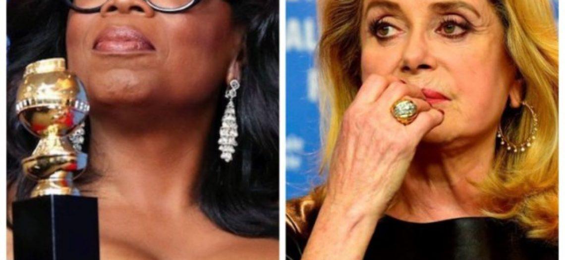 Hollywood y Cannes: lejos del 99 % de las mujeres