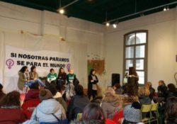 Voces de las mujeres trabajadoras en el II Encuentro Estatal hacia la huelga de mujeres del 8 Marzo