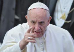 Siete frases que denotan el machismo del papa Francisco