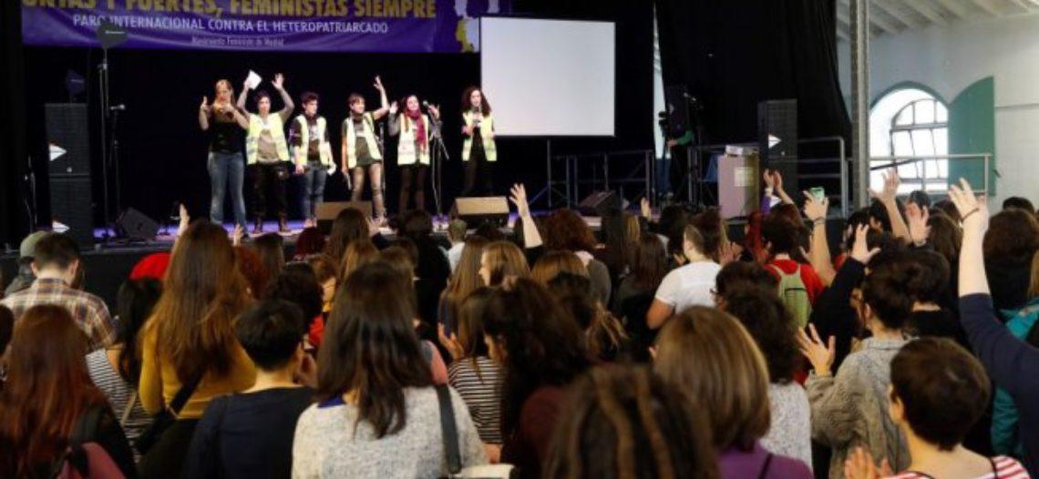 Madrid prepara la huelga del 8M: El eventazo desborda y avanza una jornada de lucha masiva