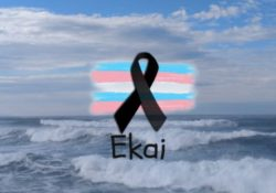 La transfobia nos mata. Todos somos Ekai