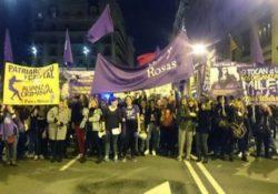 Pan y Rosas se prepara en Madrid hacia el 8M