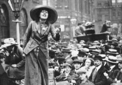 El llegat de Sylvia Pankhurst a la lluita sufragista