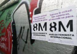 Huelga feminista y ordenanza mordaza