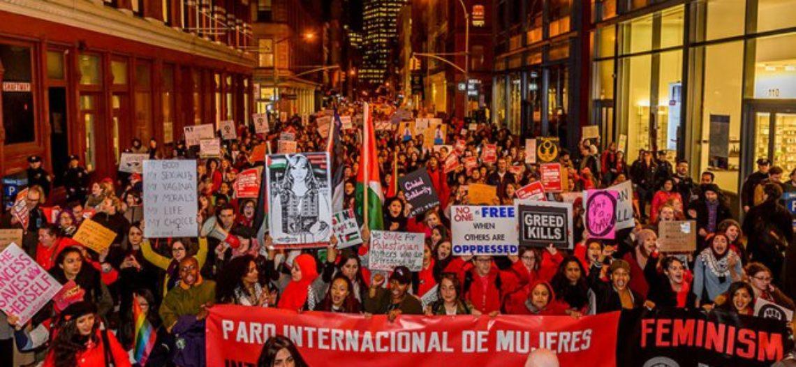 #8M Nueva York: llamado a la acción de International Women's Strike