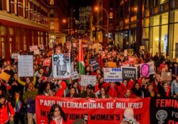 #8M Nueva York: llamado a la acción de International Women's Strike