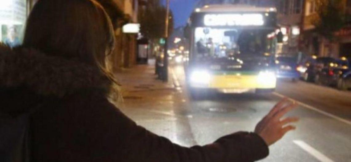 """Vigo, primera ciudad gallega en implementar el servicio de paradas """"antiacoso"""" de autobús urbano."""