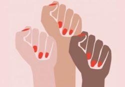 """""""Les dones immigrants de Pan y Rosas fem vaga contra la triple opressió"""""""
