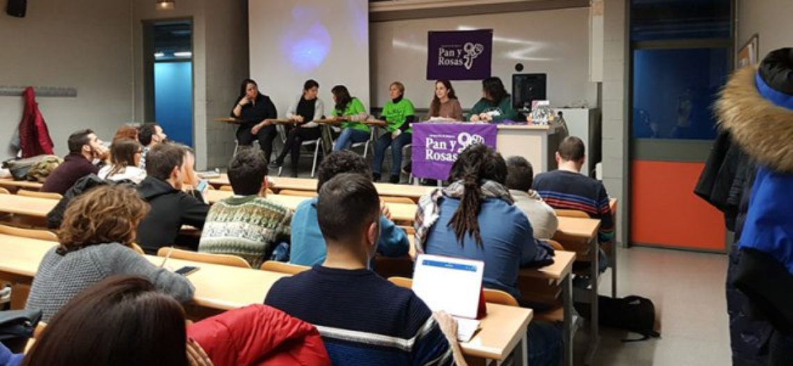 """""""A sis anys sense vaga general en l'Estat espanyol, aquest 8M la convoquem les dones"""""""