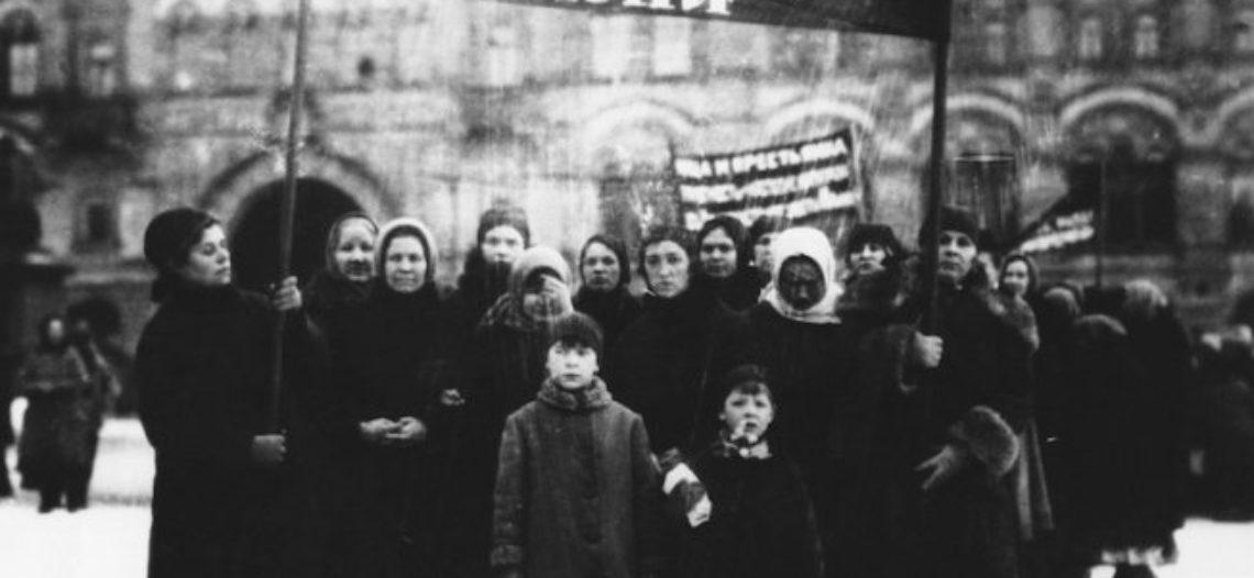 Lenin: El día internacional de las obreras