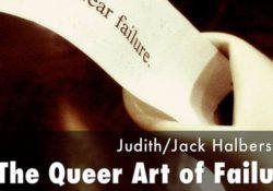 """Entrevista a Javier Sáez, traductor de """"El arte queer del fracaso"""""""