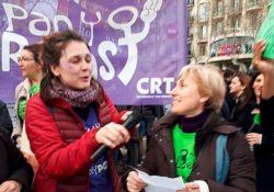 [VIDEO] Imágenes de Las Kellys en la gran jornada del 8M