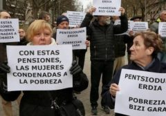 Brecha de género en las pensiones: desigualdades y precariedad femenina