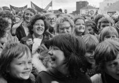 Mujeres en pie de guerra: la huelga de mercados de 1975