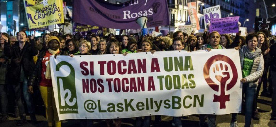 Las Kellys. Luchas de mujeres en la Barcelona precaria