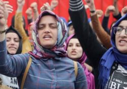 Huelga de las obreras de Rocher en Turquía: ¡la belleza está en la lucha!