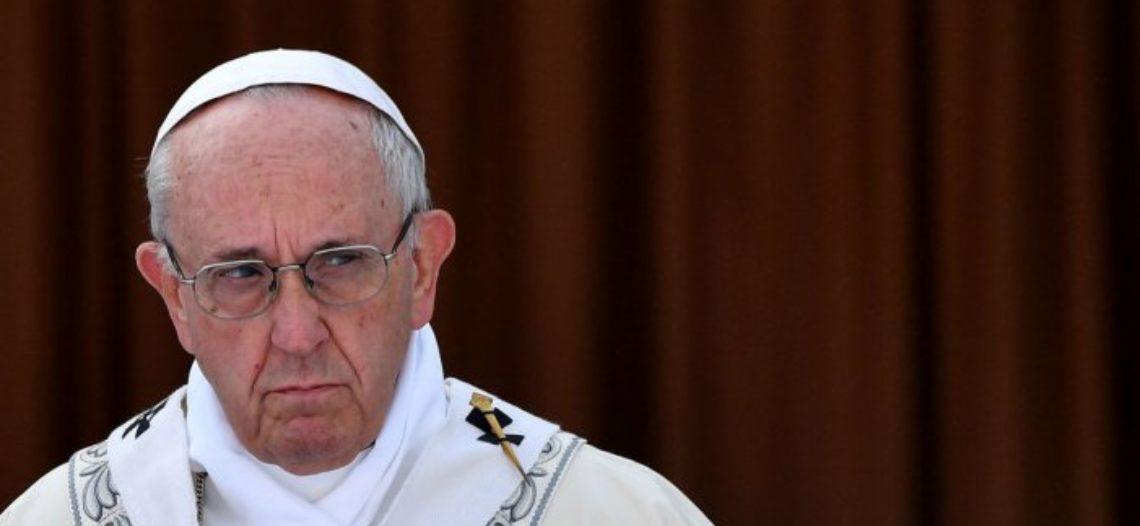 Més homofòbic que mai: el papa envia als nens homosexuals al psiquiatre