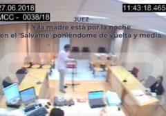 """""""Bitxo"""" i """"filla de puta"""": així es mofa un jutge a una víctima de violència masclista"""