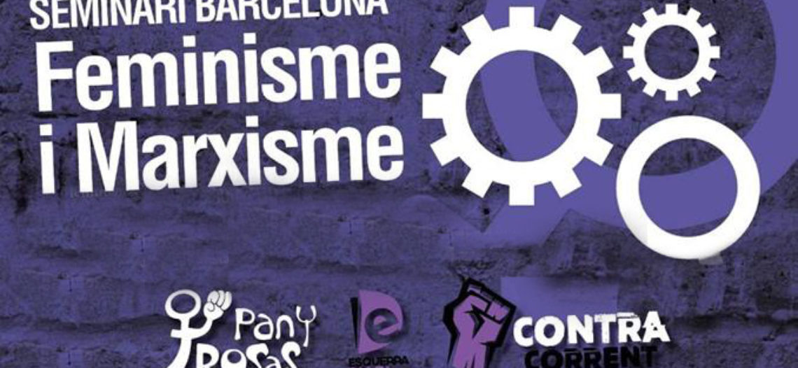 Tornen les xerrades de 'feminisme i marxisme' a Barcelona