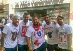 """La justicia patriarcal mantiene en libertad provisional a los miembros de """"La Manada"""""""