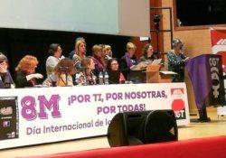 CGT convoca huelga de 24 horas el 8M