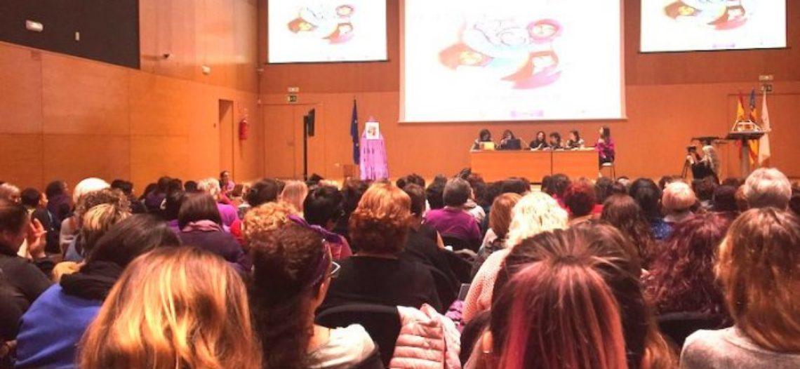 Hacia una gran huelga 8M, debates del V Encuentro Estatal de mujeres