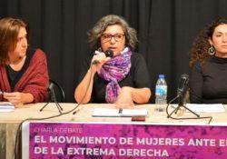"""Andrea D'Atri: """"Una sociedad liberada de las cadenas de la explotación y opresión, no es un deseo, es una imperiosa necesidad"""""""
