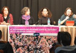 """Nuria Alabao: """"El rollo frente populista es justamente lo contrario de lo que tenemos que hacer, que es seguir a la ofensiva"""""""