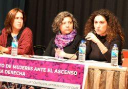 """Pastora Filigrana: """"Cuando haces políticas de derecha, creas subjetividad de derecha y te gana la derecha"""""""