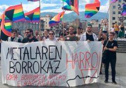 """Amets Martínez: """"Ésta es una lucha anticapitalista, ésta es tu movilización"""""""