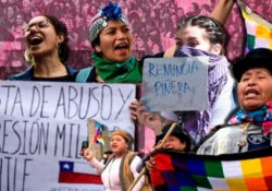 Este 25N, contra la violencia machista y junto a las mujeres que luchan en América Latina