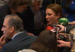 Víctimas enfrentan a Vox por reventar el acto del Día Contra La Violencia Machista