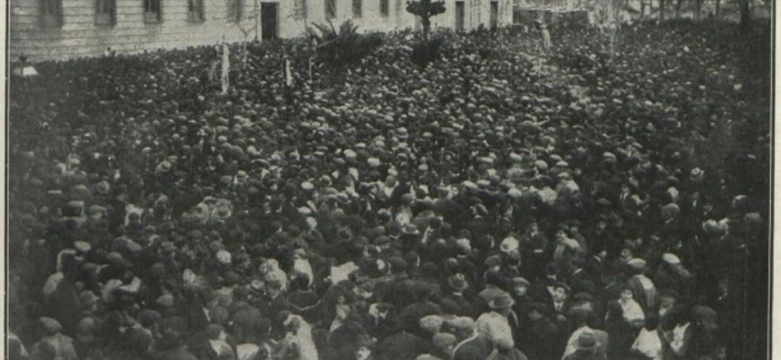 1918: Cuando las mujeres tomaron Málaga, Valencia, Coruña…