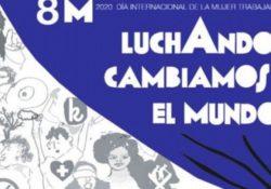CGT convoca Huelga General en Andalucía para el próximo 8 de marzo