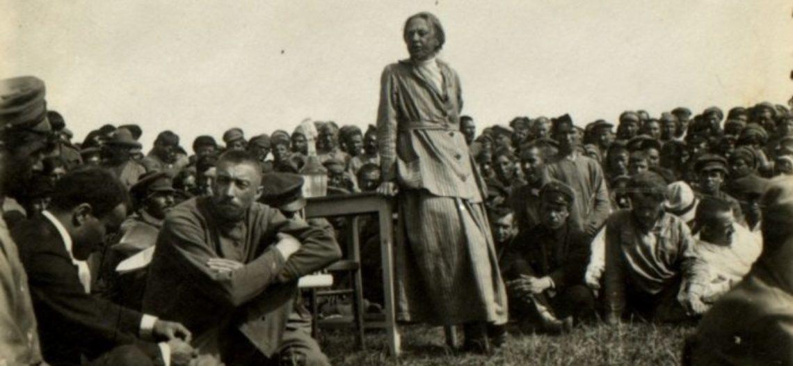 Nadezhda Krúpskaya, una revolucionaria irreprochable