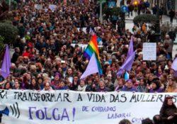 8M Huelga general feminista en Galicia: quiénes y por qué la convocan… y quiénes no lo hacen