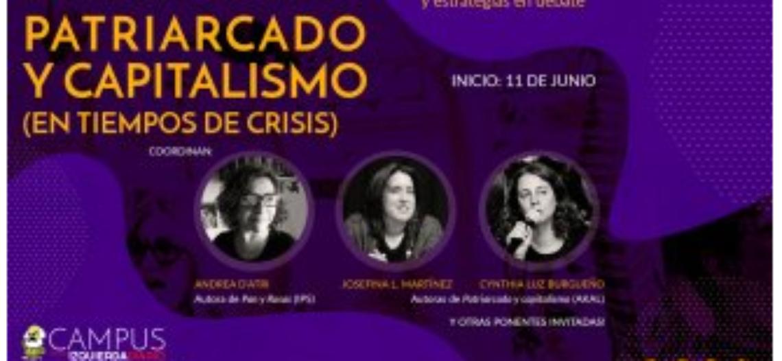 Curso virtual: Patriarcado y capitalismo (en tiempos de crisis)