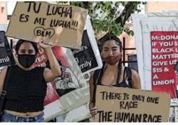 """""""La pandemia hizo visible el cruce entre género, racismo y capitalismo"""""""