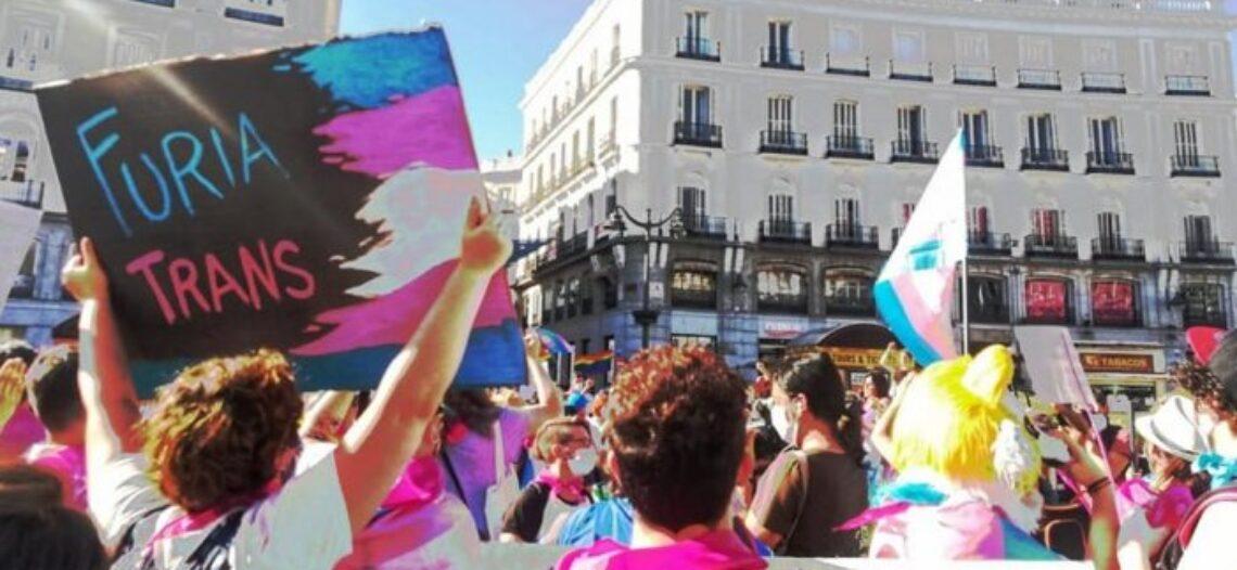 Ley Trans: los derechos no se cuestionan ni se racionan, se conquistan