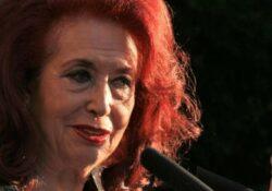 Lidia Falcón en un acto con VOX: la degeneración del feminismo reaccionario