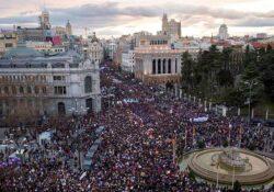 """El govern """"progressista"""" prohibeix manifestacions massives el 8M: el feminisme ministerial cerca desactivar el carrer"""