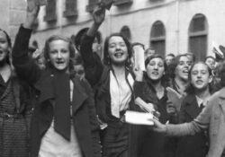 """A 88 anys de cometre el """"pecat mortal"""" de votar per primera vegada a Espanya, les dones seguim lluitant"""