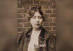 Sylvia Pankhurst, la sufragista que no se conformó con el voto